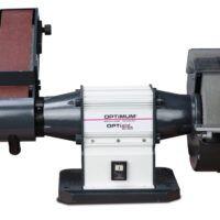 GU 30S Szlifierka uniwersalna z nasadą szlifierską OPTIMUM / 400V