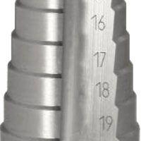 Zestaw wierteł stopniowych HSS, 3-częściowy, 4-30 mm OPTIMUM