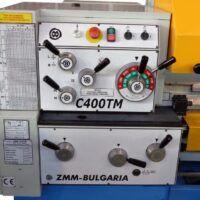 C400TM Tokarka konwencjonalna ZMM BULGARIA