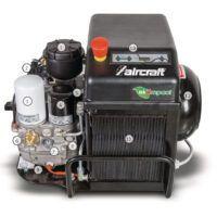 ACS 3,5-10-200 K Sprężarka śrubowa o napędzie bezpośrednim z osuszaczem ziębniczym i filtrem wstępnym AIRCRAFT
