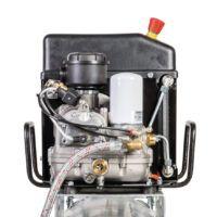 ACS 3,5-10-100 Mobilna sprężarka śrubowa o napędzie bezpośrednim  400V AIRCRAFT