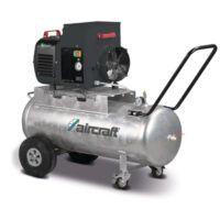 ACS ECO 2,7-10-100 Mobilna sprężarka śrubowa o napędzie bezpośrednim 230V AIRCRAFT