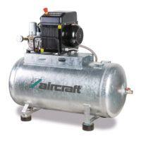 ACS 3,5-10-200 Sprężarka śrubowa o napędzie bezpośrednim AIRCRAFT