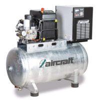 ACS Special 2,7-10-200 K Sprężarka śrubowa o napędzie bezpośrednim z osuszaczem ziębniczym i filtrem wstępnym AIRCRAFT