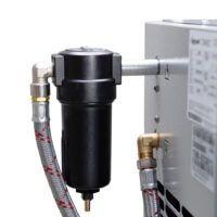 ACS Special 3,0-10-200 K Sprężarka śrubowa o napędzie bezpośrednim z osuszaczem ziębniczym i filtrem wstępnym AIRCRAFT
