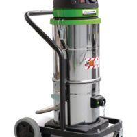 dryCAT 125IRS-M PRO Odkurzacz do pracy na sucho do substancji szkodliwych CLENCRAFT
