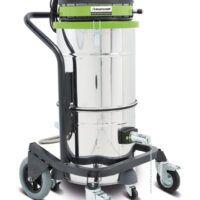 dryCAT 250IRCA-H C PRO Odkurzacz do pracy na sucho do substancji szkodliwych CLENCRAFT