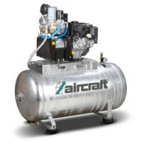 ACS B&S 3.7-10-200 Sprężarka śrubowa z napędem spalinowym AIRCRAFT