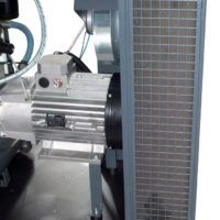 A-K-MAX 2210 VS Sprężarka śrubowa z napędem bezpośrednim z regulacją częstotliwości i przełącznikiem gwiazda-trójkąt AIRCRAFT