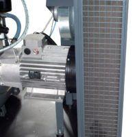 A-K-MAX 3813 VS Sprężarka śrubowa z napędem bezpośrednim z regulacją częstotliwości i przełącznikiem gwiazda-trójkąt AIRCRAFT